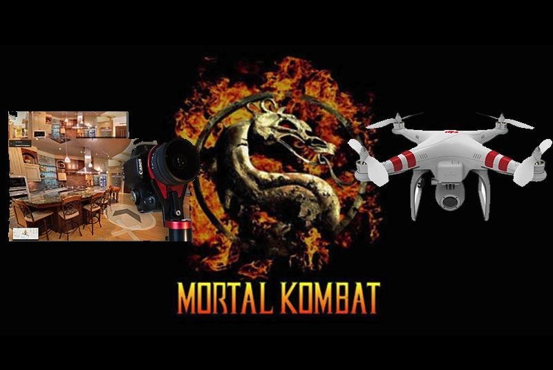 Video con il drone VS Virtual Tour Google Maps Business View