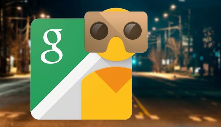 Google Streetview incrocia la realtà virtuale