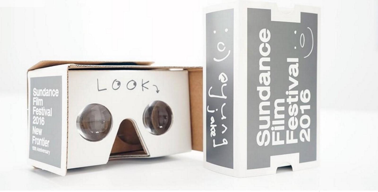 Il Sundance Film Festival in realtà virtuale