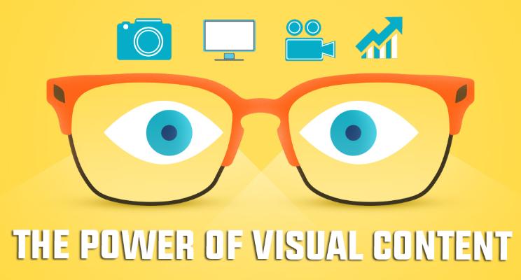 4 tipologie di contenuti visuali che ottimizzeranno il tuo tasso di conversione.