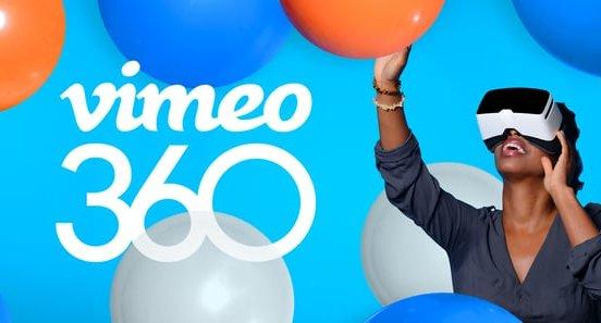Vimeo attiva il video 360°
