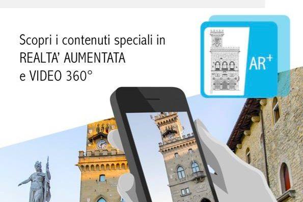 Il palazzo pubblico di San Marino si visita con la realtà aumentata