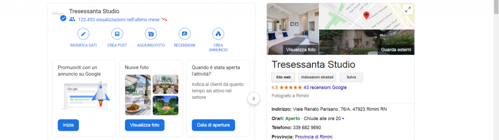 Google My Business, perché è importante averlo?