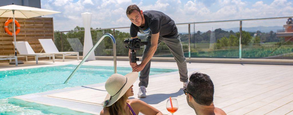Video marketing per hotel: 5 consigli per video di valore