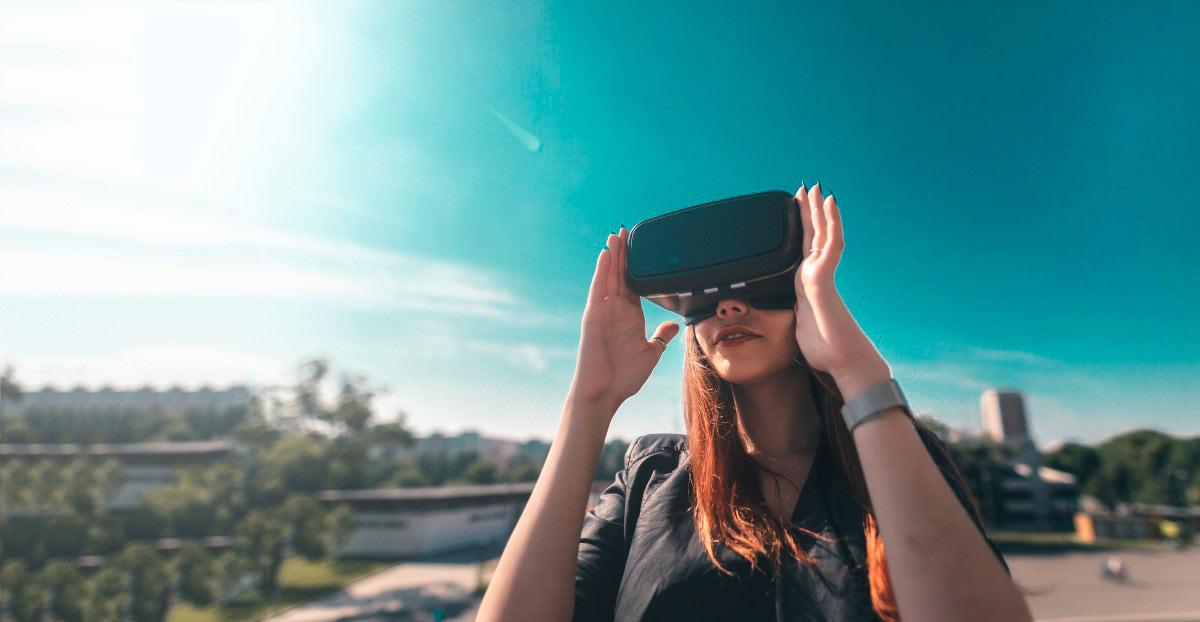Realtà virtuale nel turismo.Nuove esperienze da vendere.
