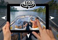 Video a 360°, cosa sono e come funzionano.