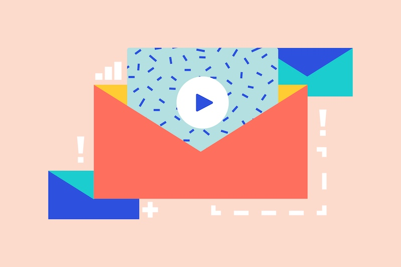 Video email marketing: quali video aggiungere alle tue mail