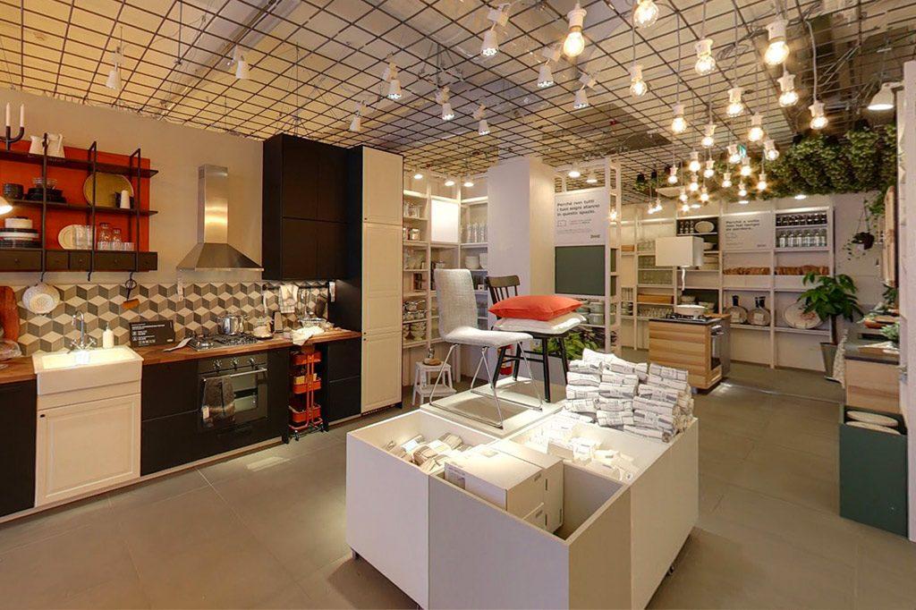 Ikea Temporary Store Roma