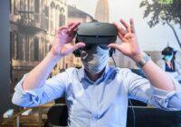 Viaggio in realtà virtuale