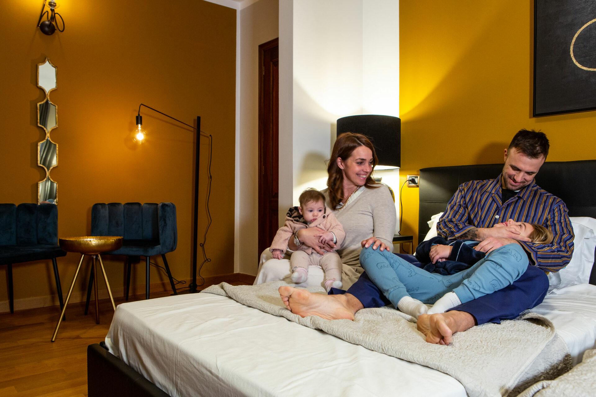 fotografia emozionale hotel per famiglie